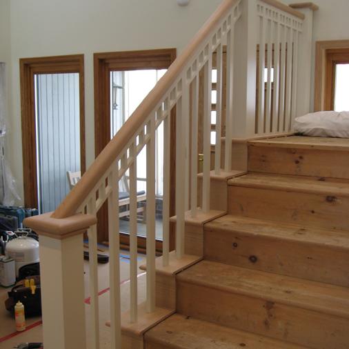 Staircase Railing Replacement Croselemke Com